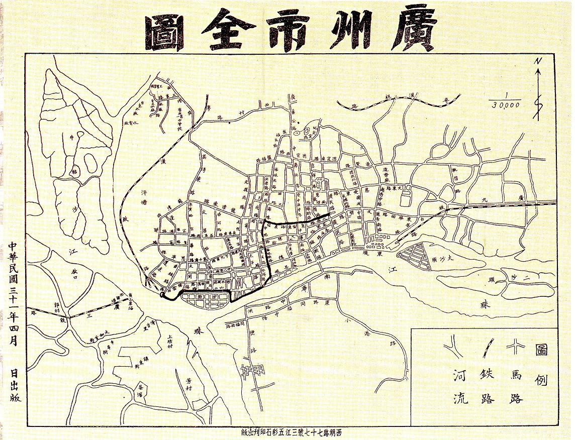 FileMap Of Guangzhou Jpg Wikimedia Commons - Guangzhou map