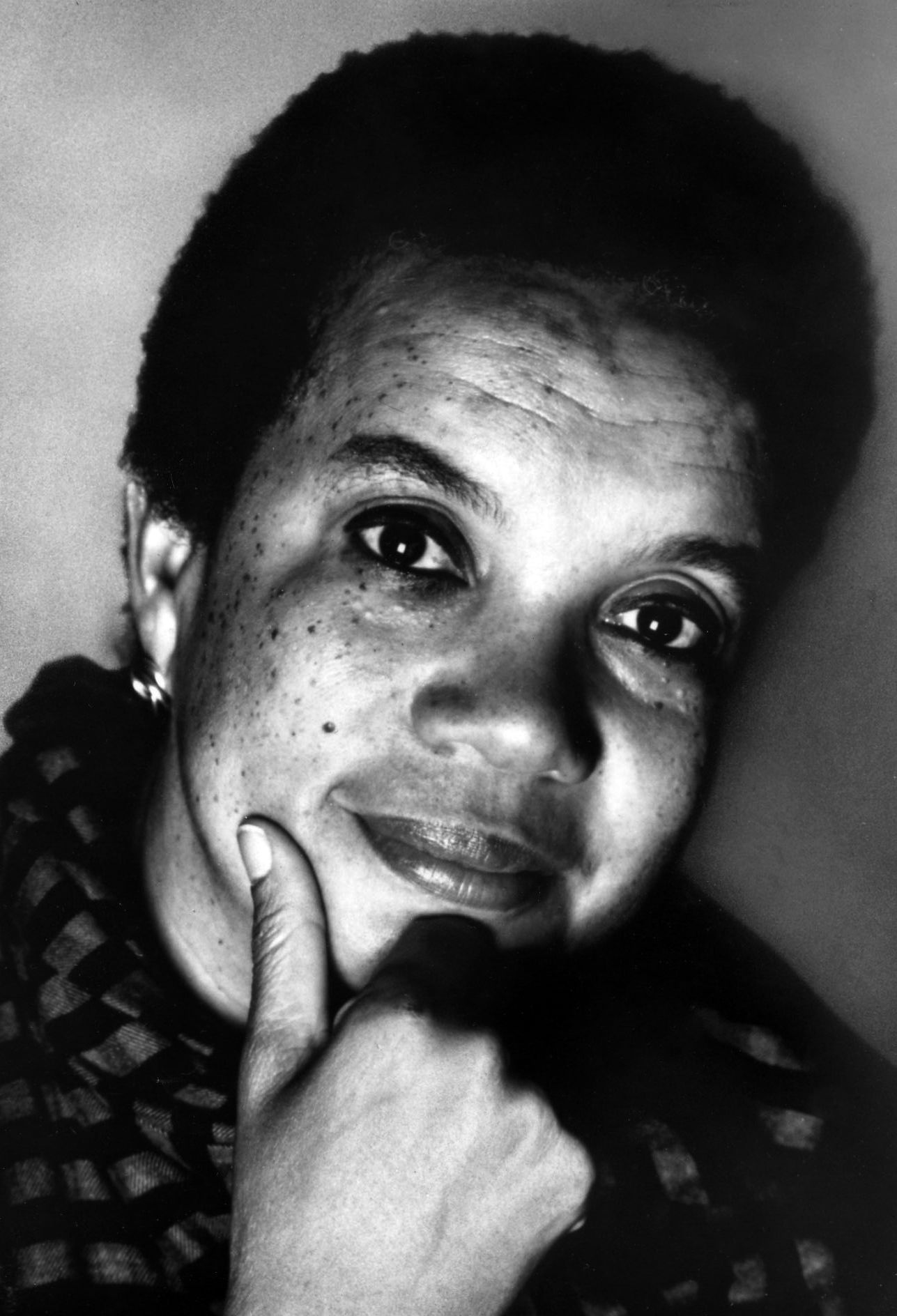 Portrait of Marian Wright Edelman