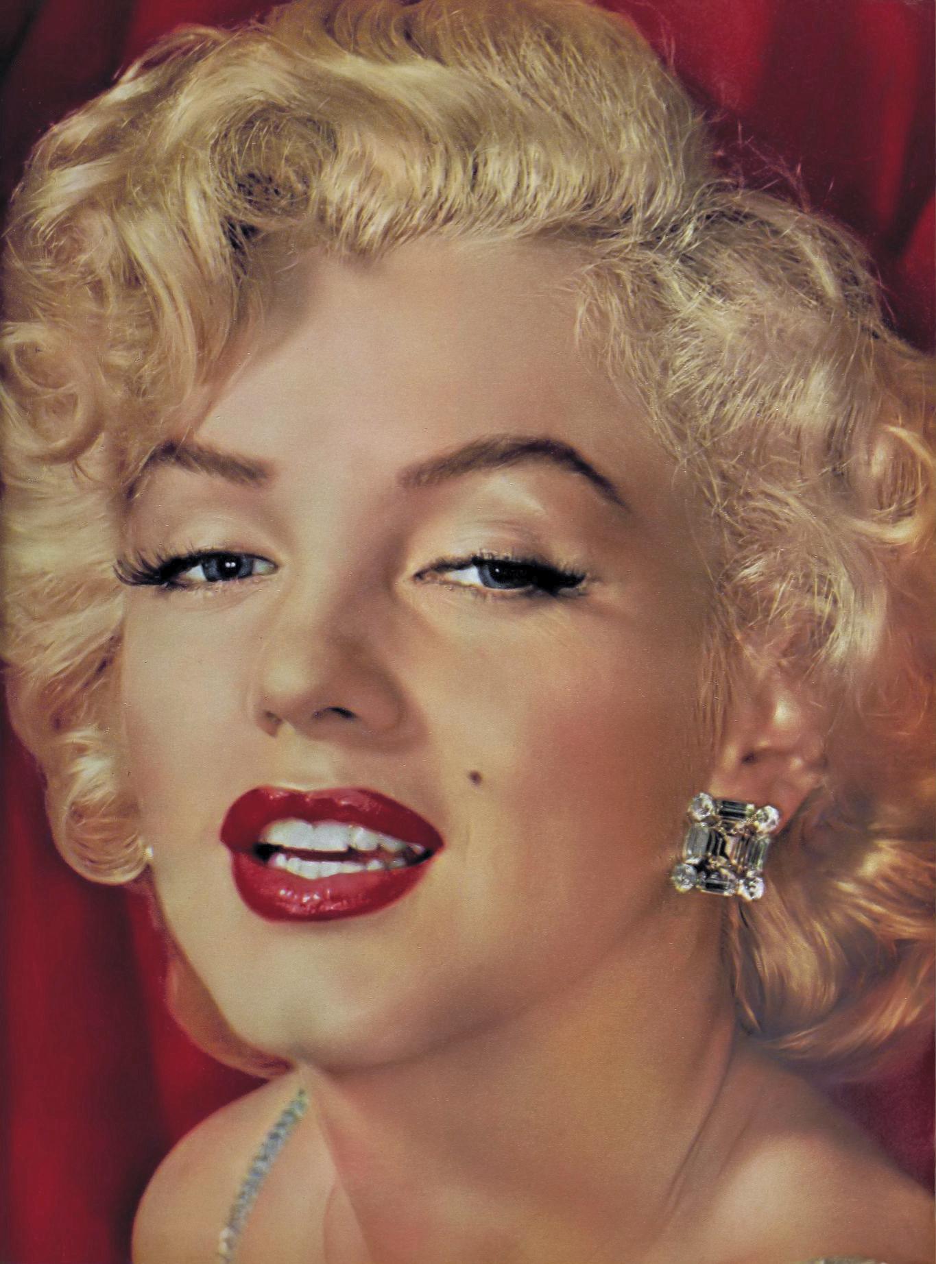 Poet Marilyn Monroe