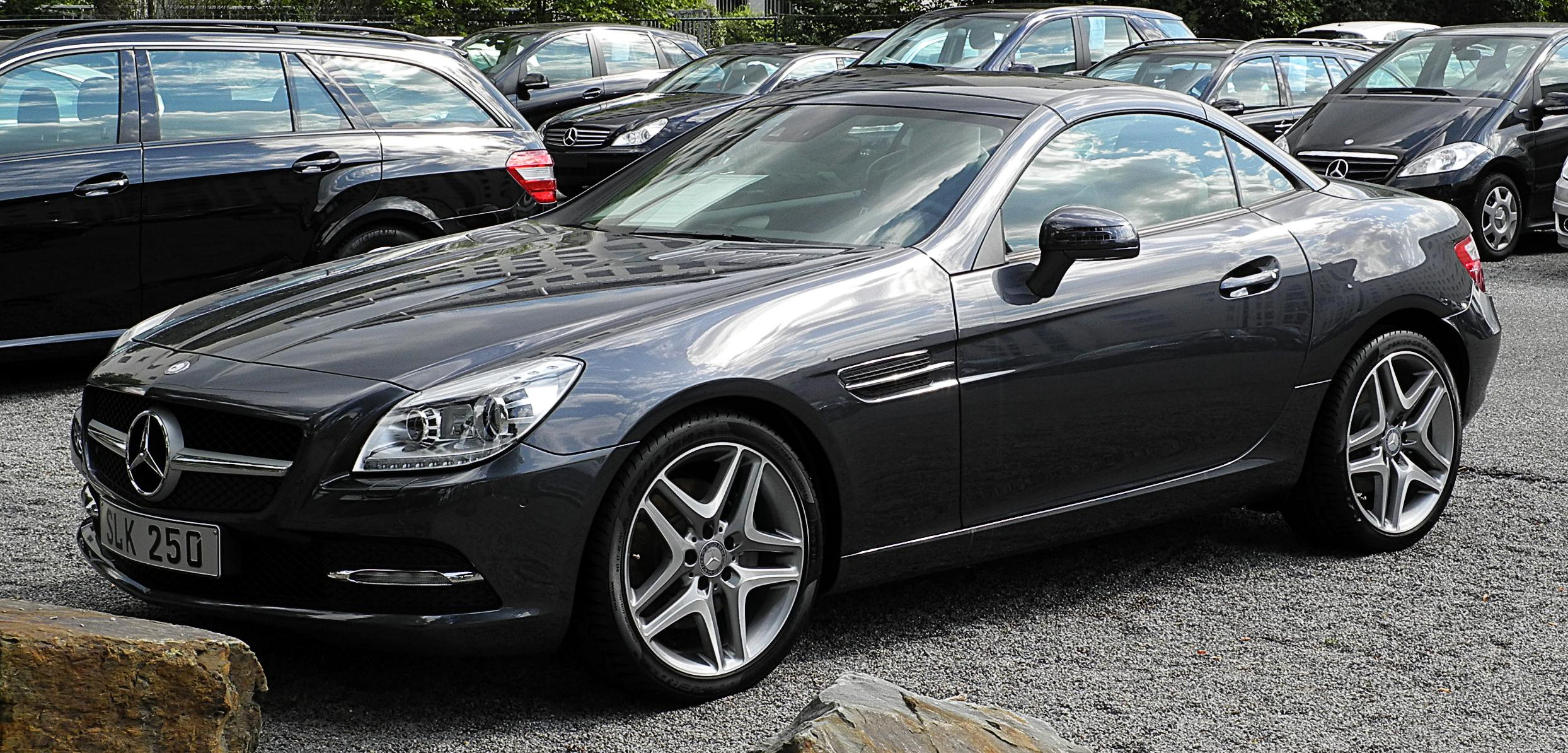 Mercedes benz slk 250 wikipedia for Mercedes benz 250 slk