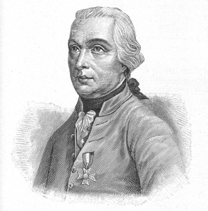 Michael von Melas led the centre of the army during the attack, but he mistakenly believed that the battle was over before the arrival of Desaix. Michael von Melas.jpg