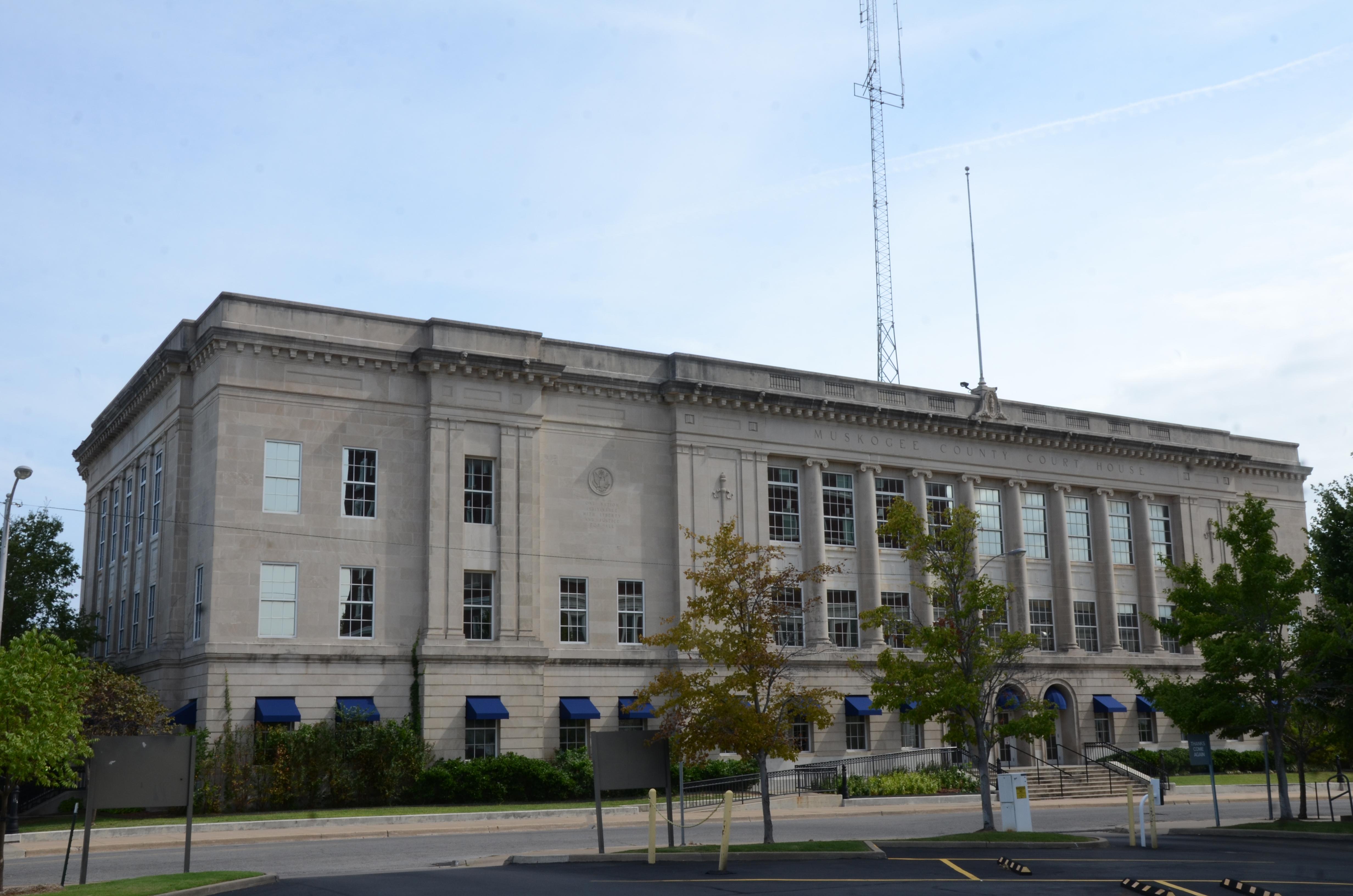 Muskogee County, Oklahoma - Wikipedia