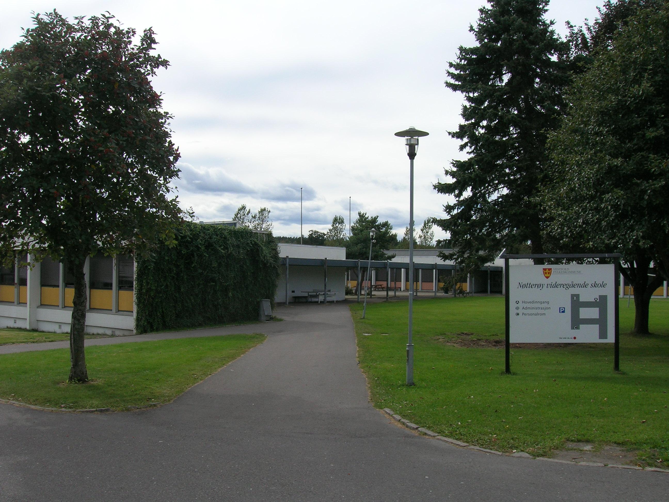 nøtterøy videregående skole