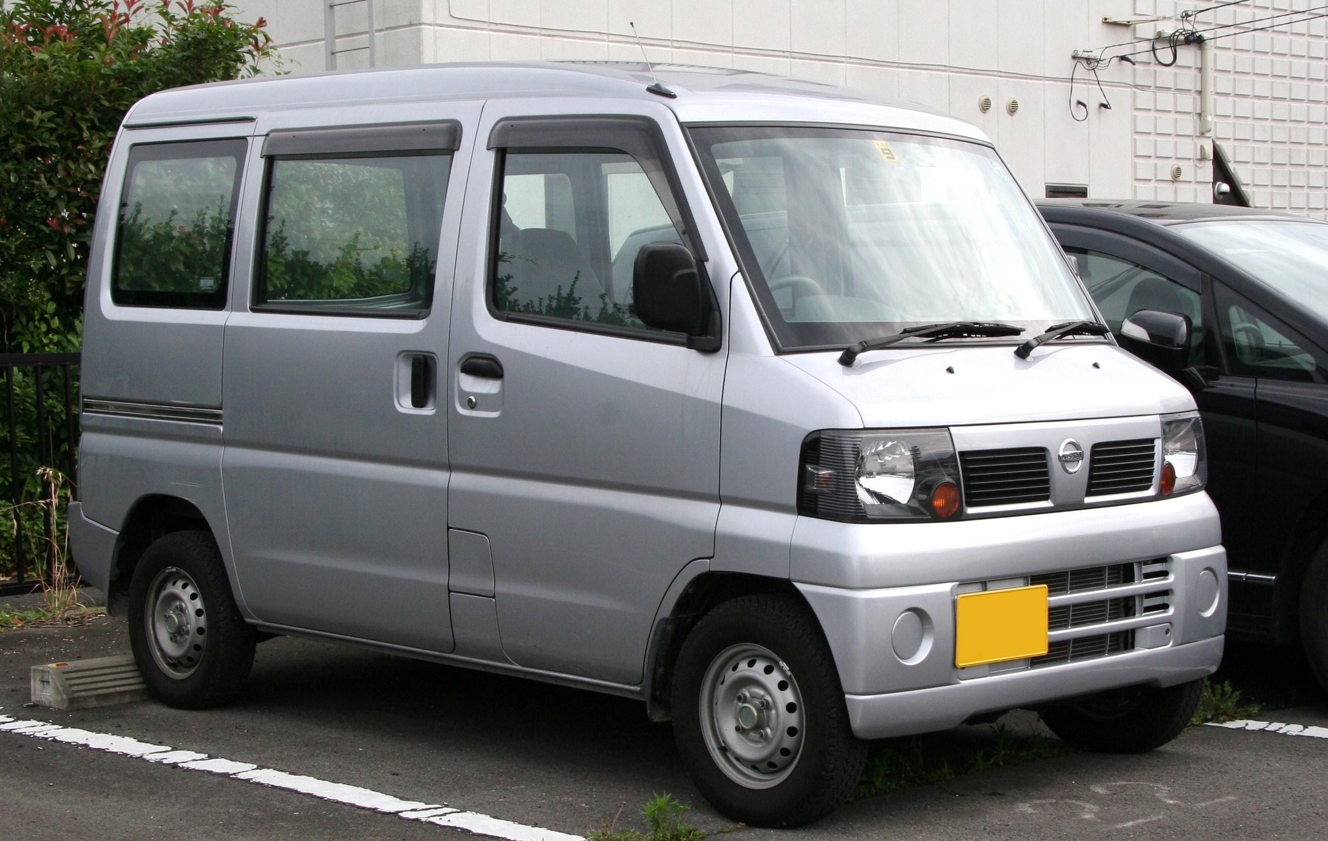 File Nissan Clipper Van Jpg Wikimedia Commons