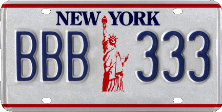 File:New York license plate, 1986.png - Wikimedia Commons
