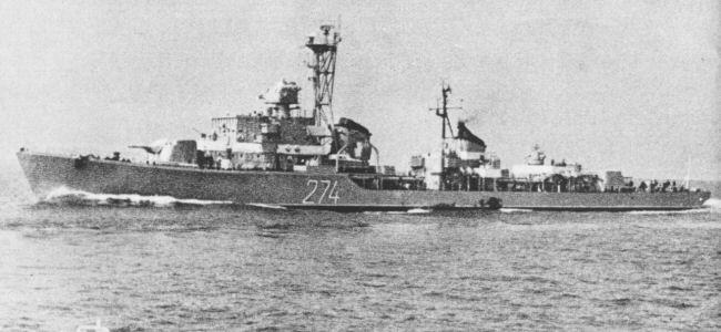 ORP Wicher (1949)