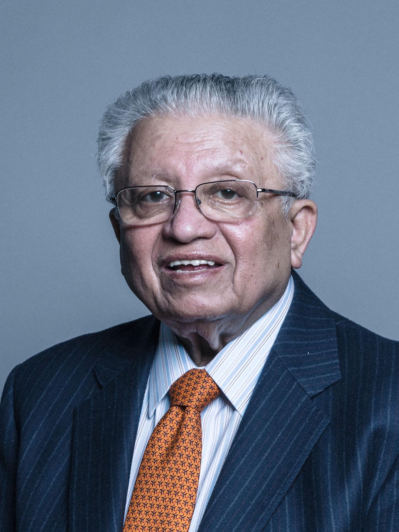 Kumar Bhattacharyya, Baron Bhattacharyya - Wikipedia