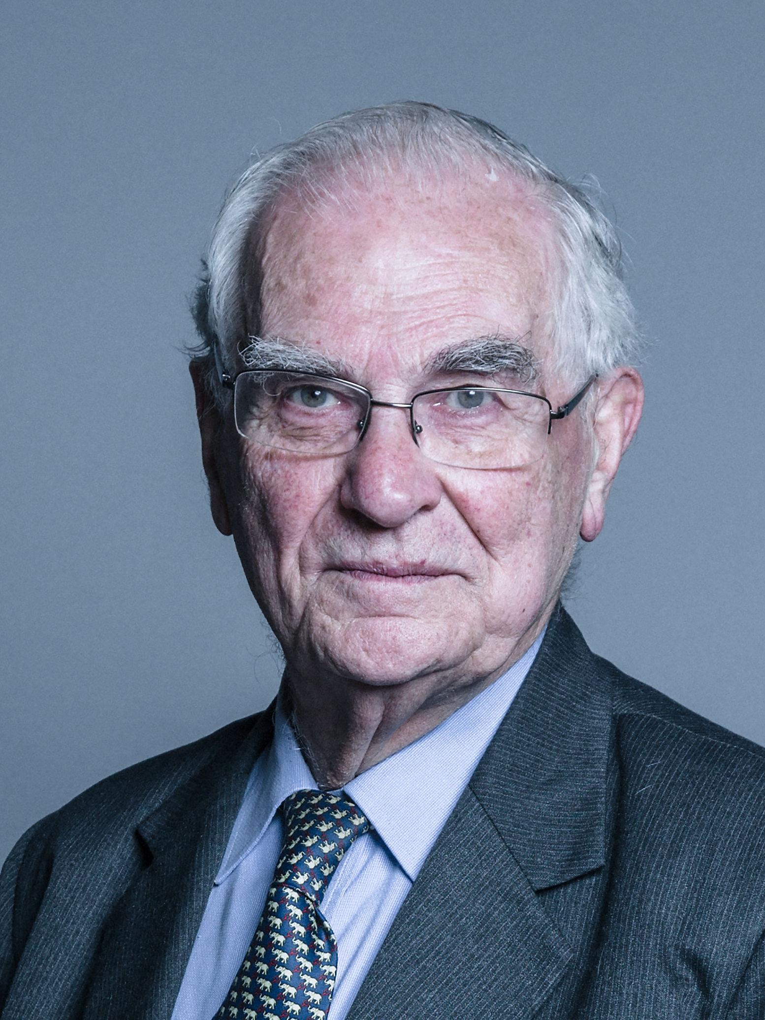Ronald Oxburgh, Baron Oxburgh