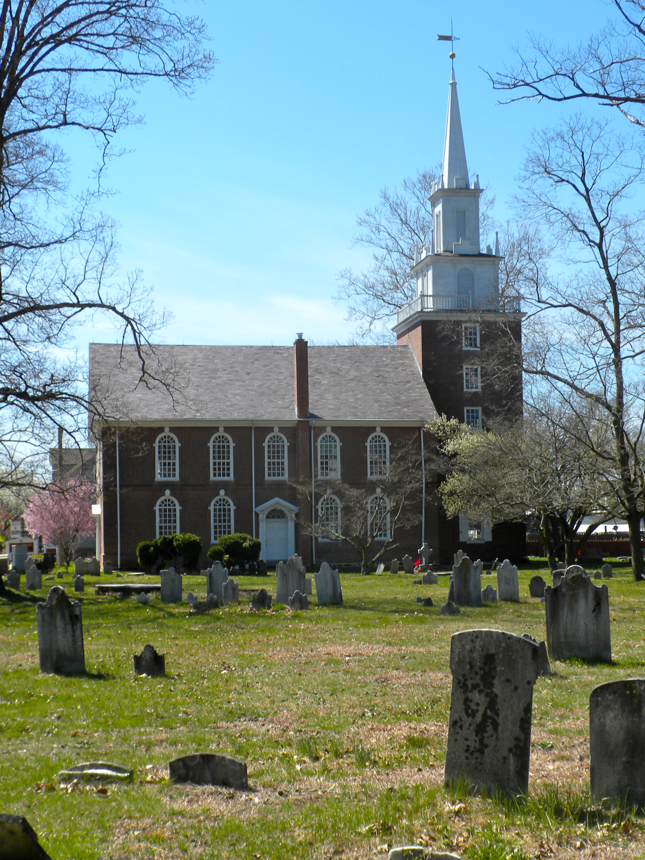 OLD SWEDES INN (now Tavro13) - History & Genealogy of Gloucester Co NJ