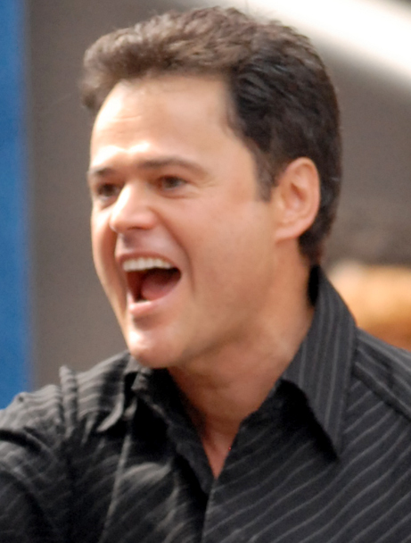 The 63-year old son of father (?) and mother(?) Donny Osmond in 2021 photo. Donny Osmond earned a  million dollar salary - leaving the net worth at  million in 2021