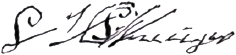 Paul Kruger's signature.png
