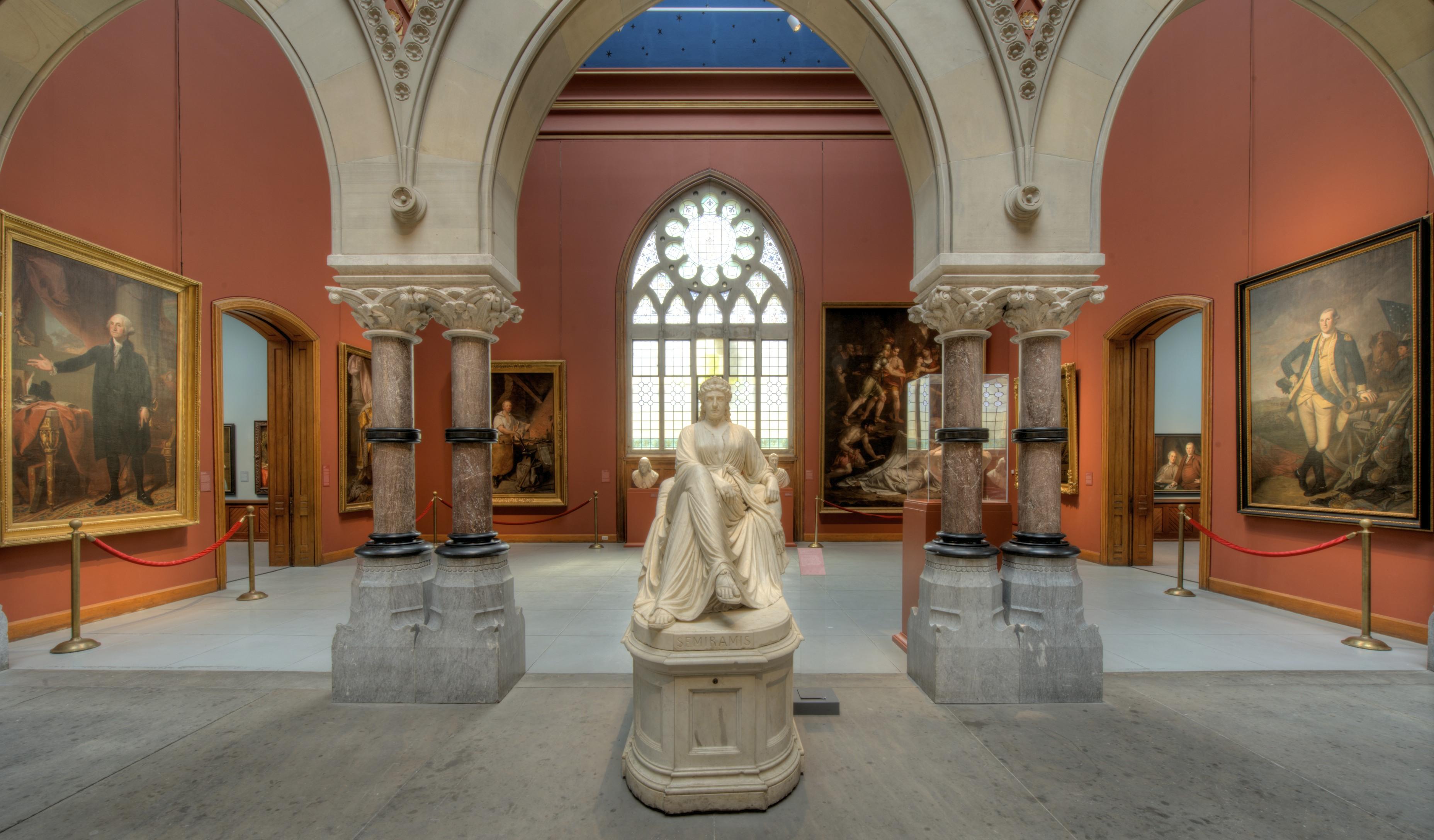 Art For Foyer : File pennsylvania academy of fine arts washington foyer g