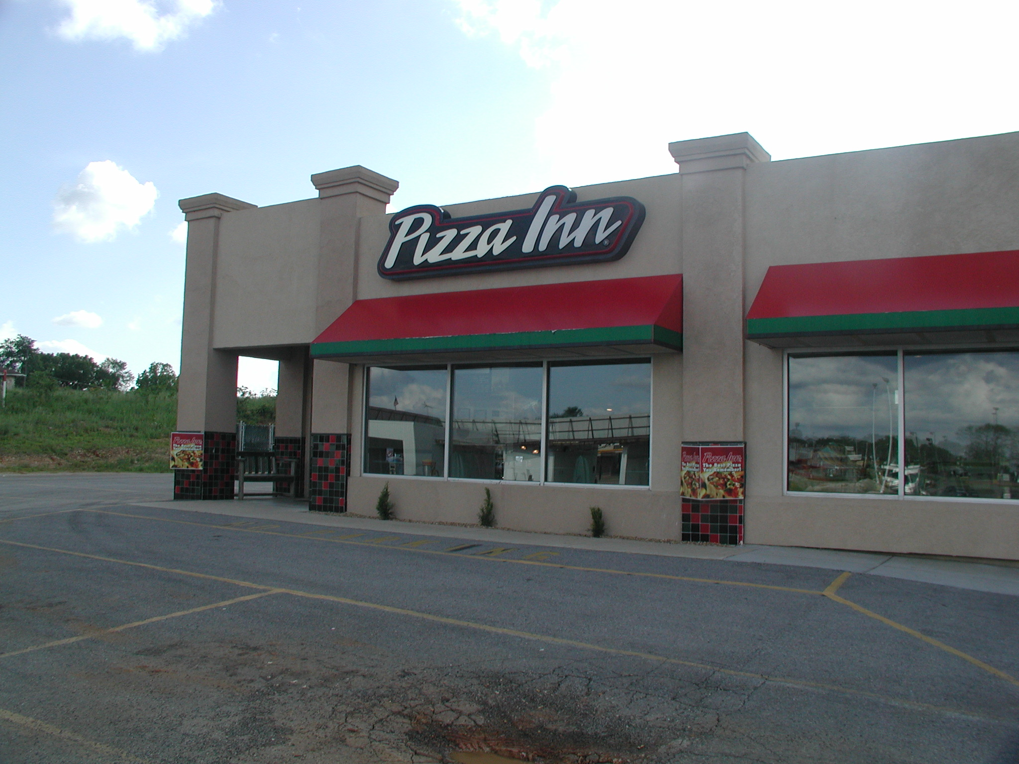 Pizza Inn is an American restaurant chain and international food franchise, specializing in American-style pan pizza and side dishes. The company is based in the Dallas suburb of The Colony, Texas.