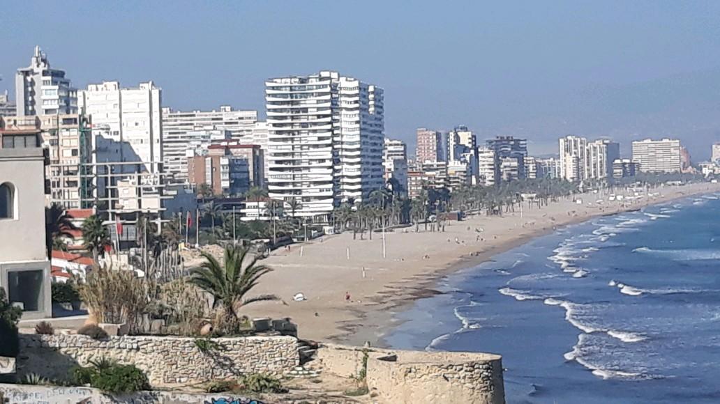 Playa de San Juan (Alicante) - Wikipedia, la enciclopedia libre