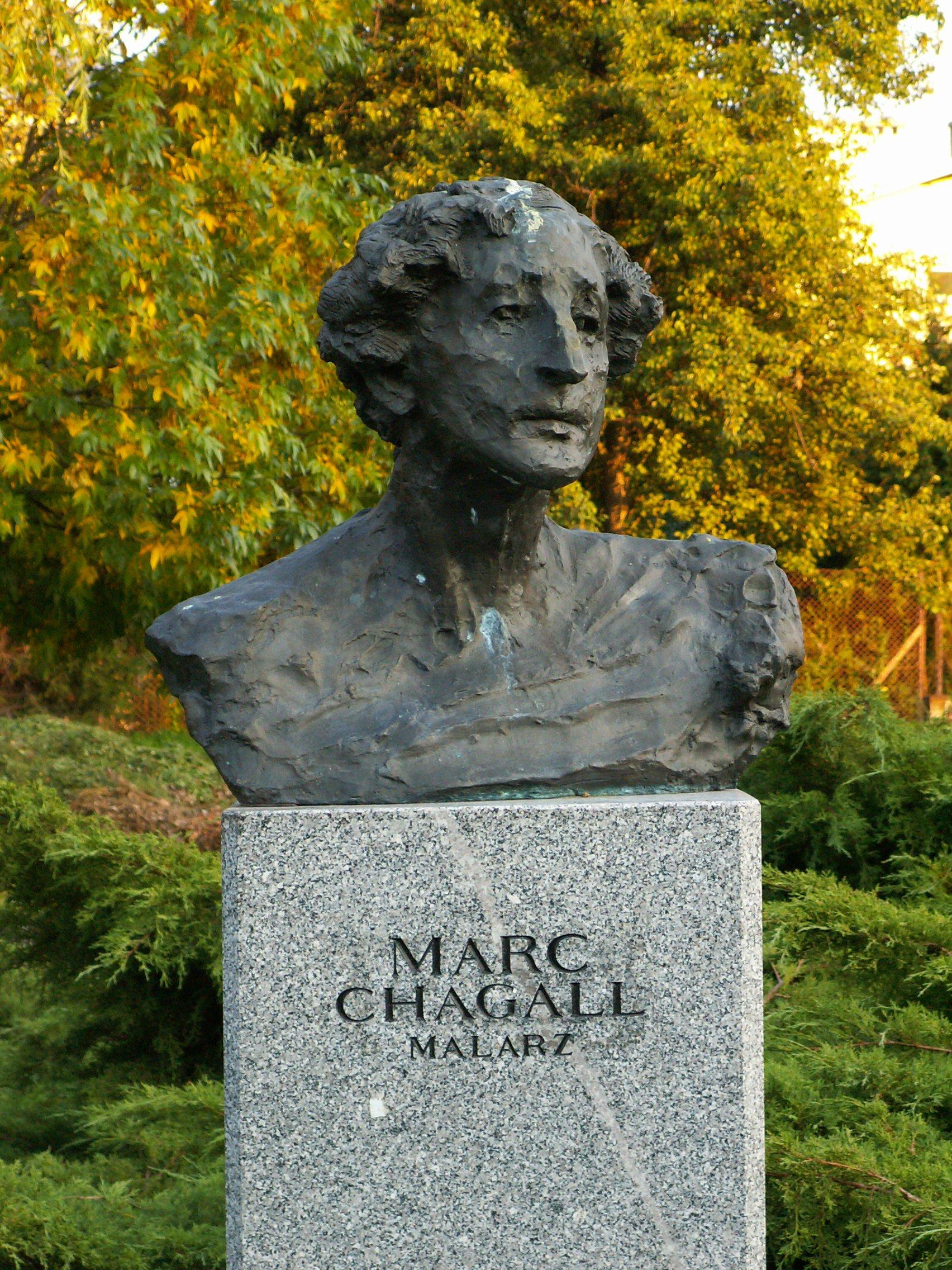 Marc Chagall Sein Werk Moderne Kunst Verstehen