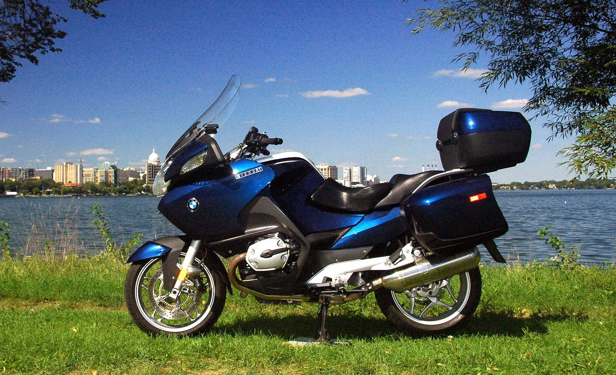 Bmw R1200rt Wikipedia
