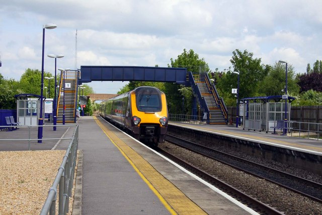 Radley Station - geograph.org.uk - 1299695