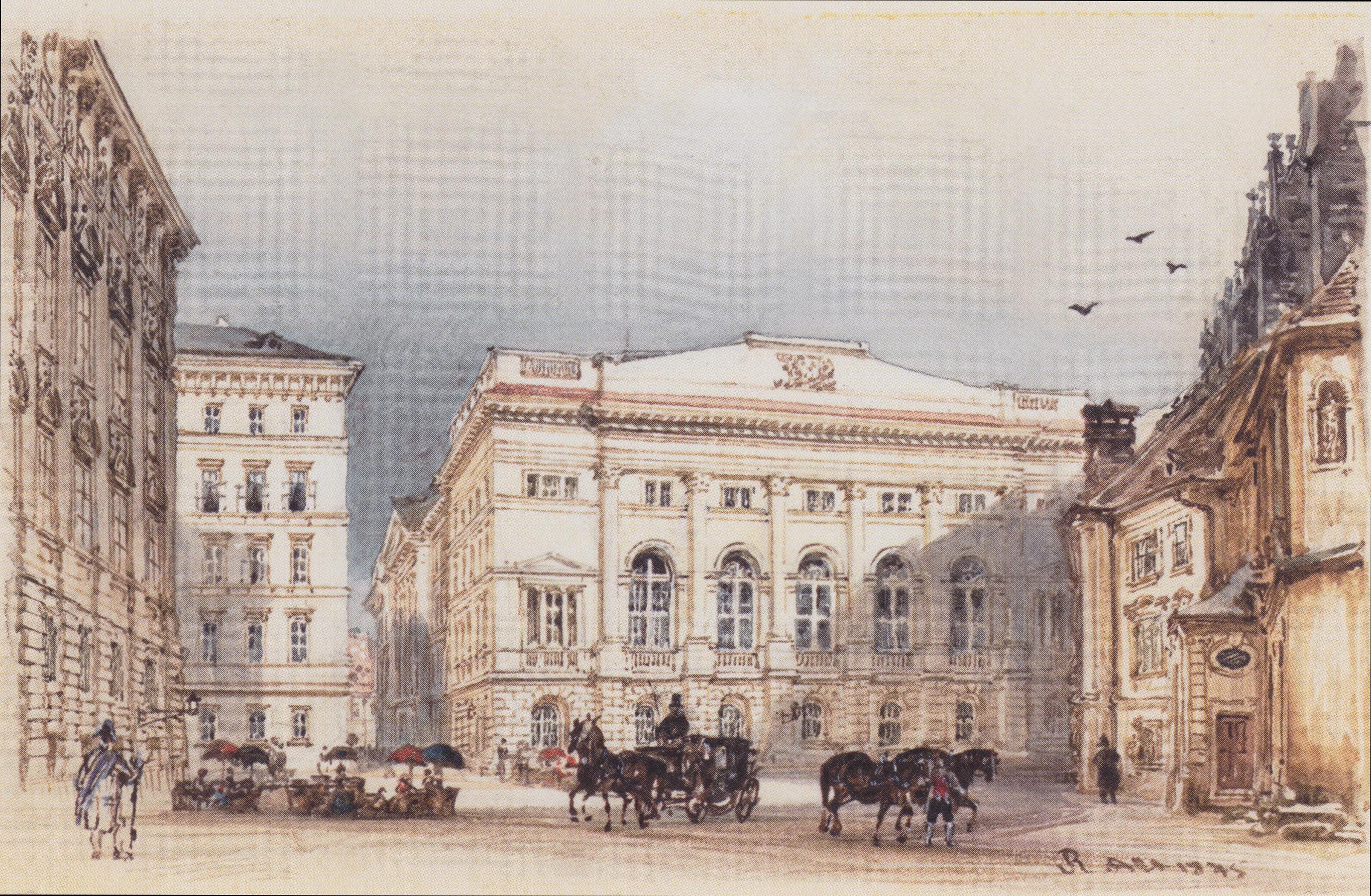 File Rudolf Von Alt Das Nieder 246 Sterreichische Landhaus