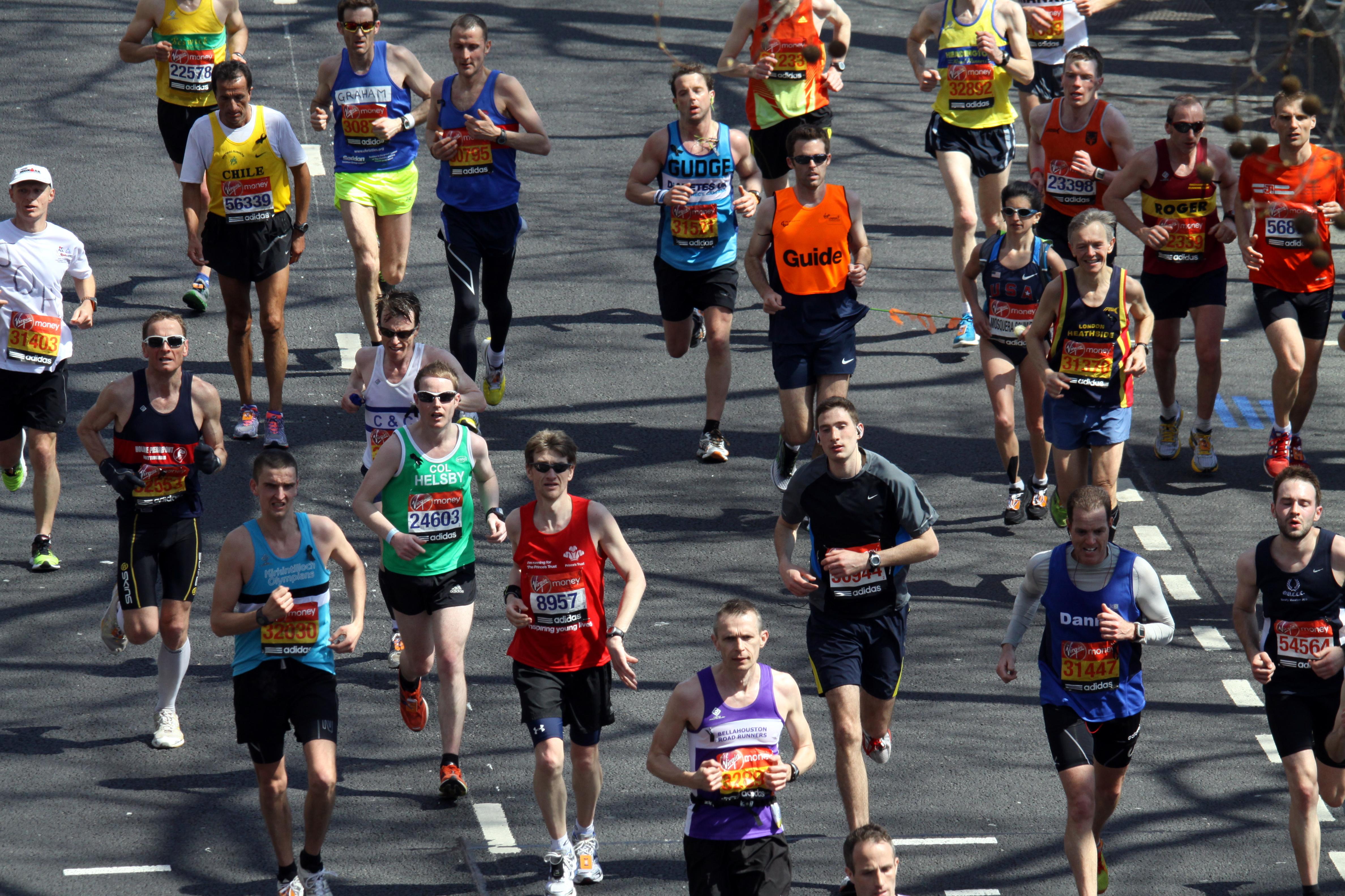Description Runners of...
