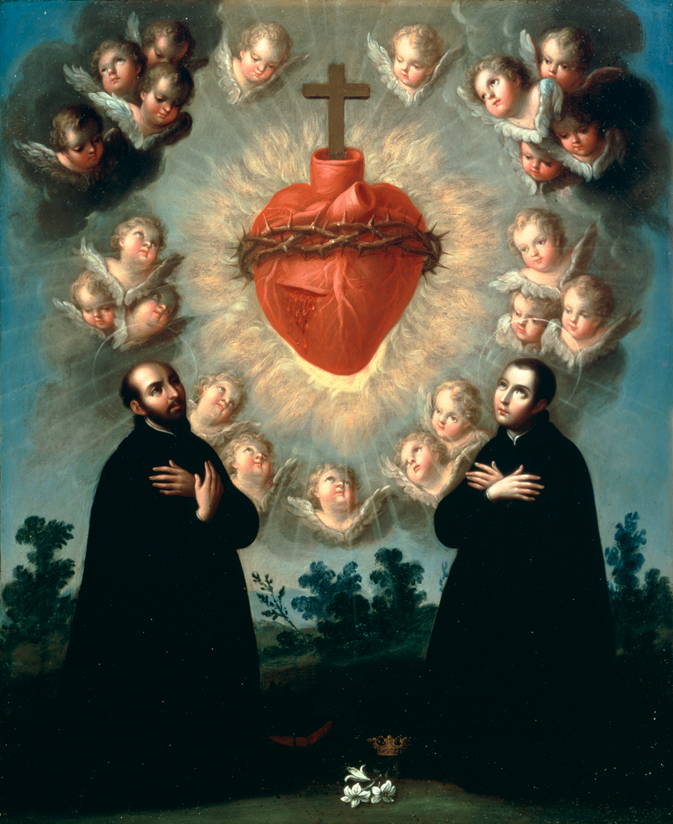 Sacred Heart and Jesuitism