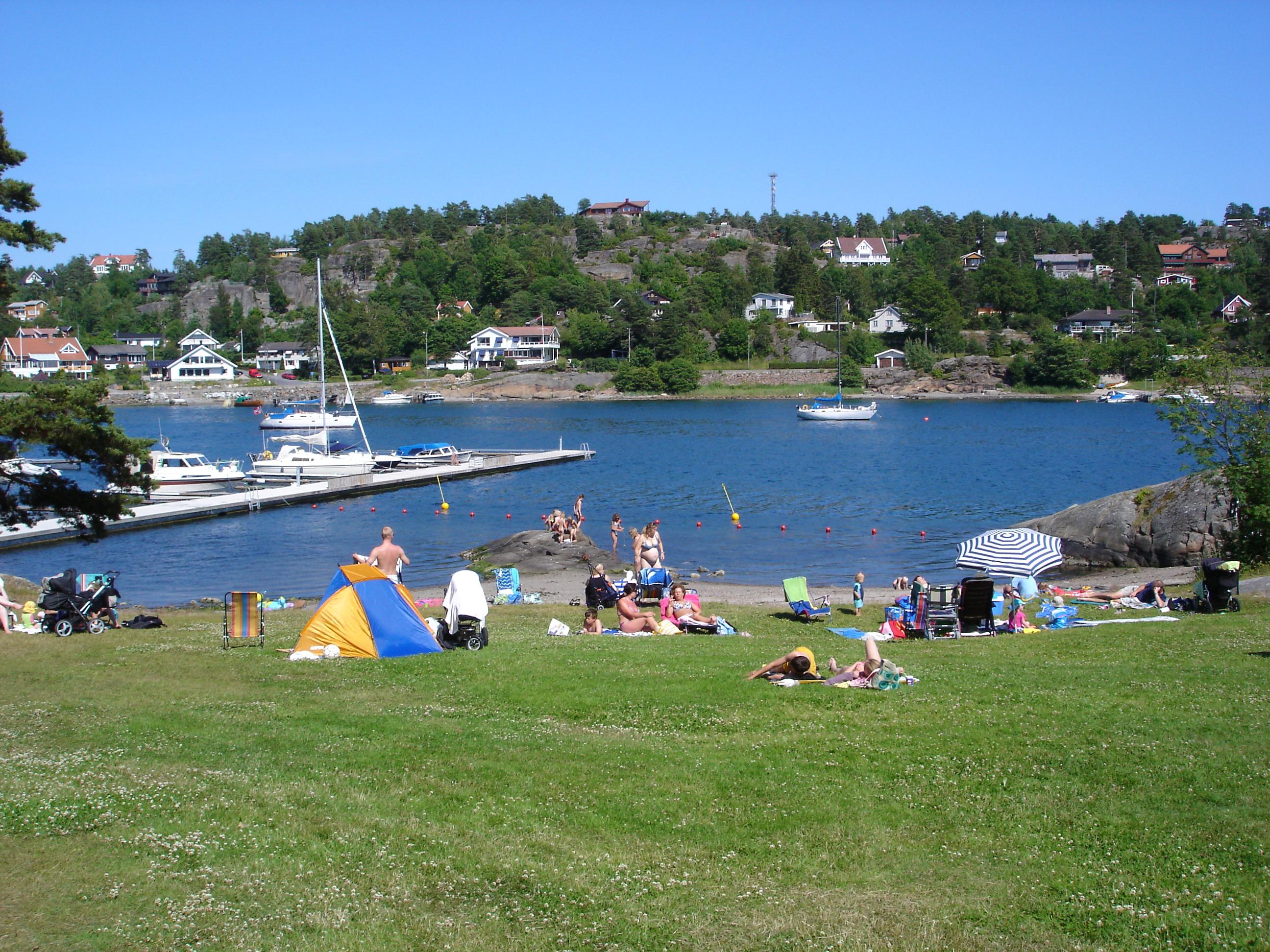 date side Sandefjord