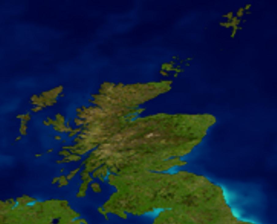 How Scandinavian is Scotland?