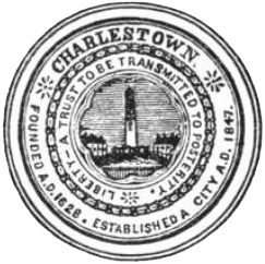 Selo de Seal of Charlestown