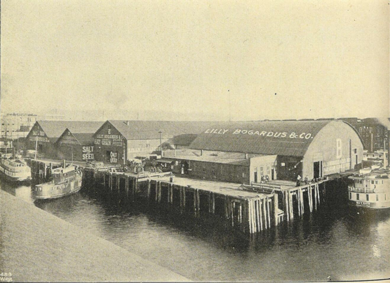 Lilly S Wharf Restaurant
