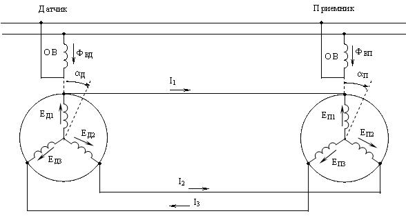 Схема подключения однофазных