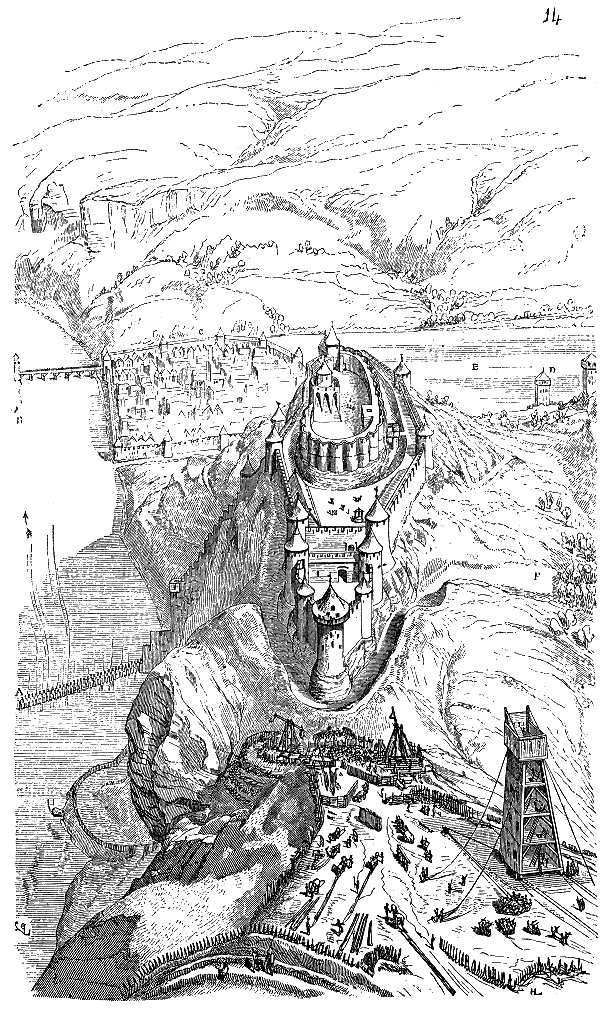 Oblężenie Château Gaillard