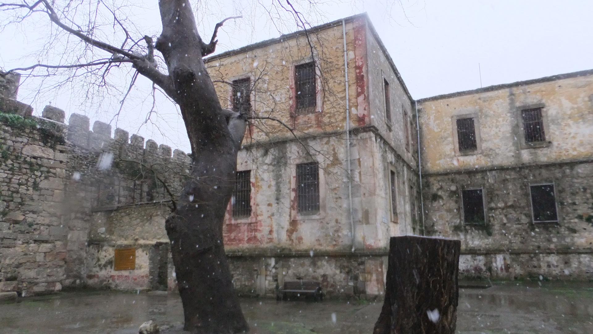 Sinop Fortress Prison - Wikipedia