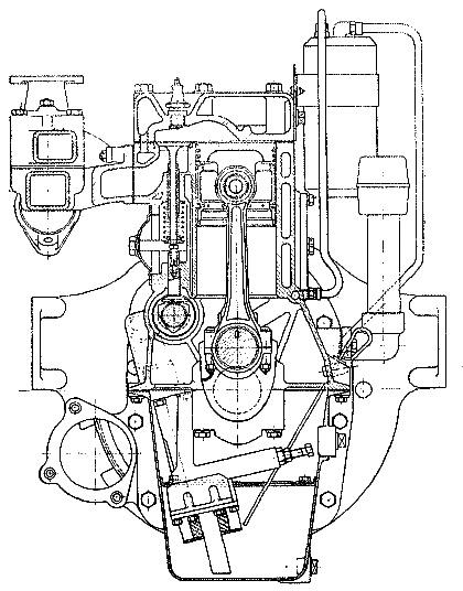 sisu kb 124 wikivisually 1938 Dodge Convertible four cylinder sisu ama side valve engine