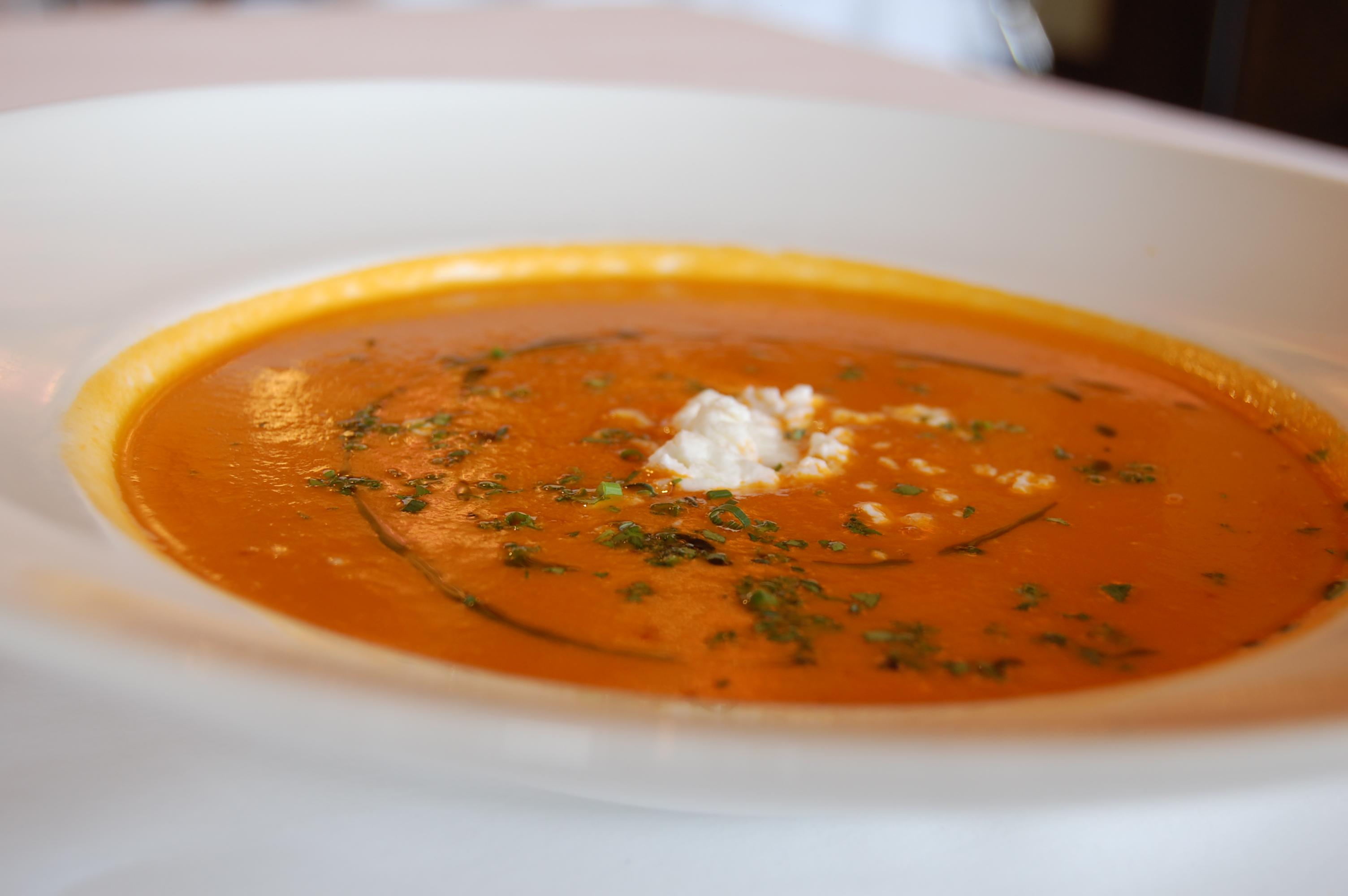 Овощной суп при гастрите рецепт