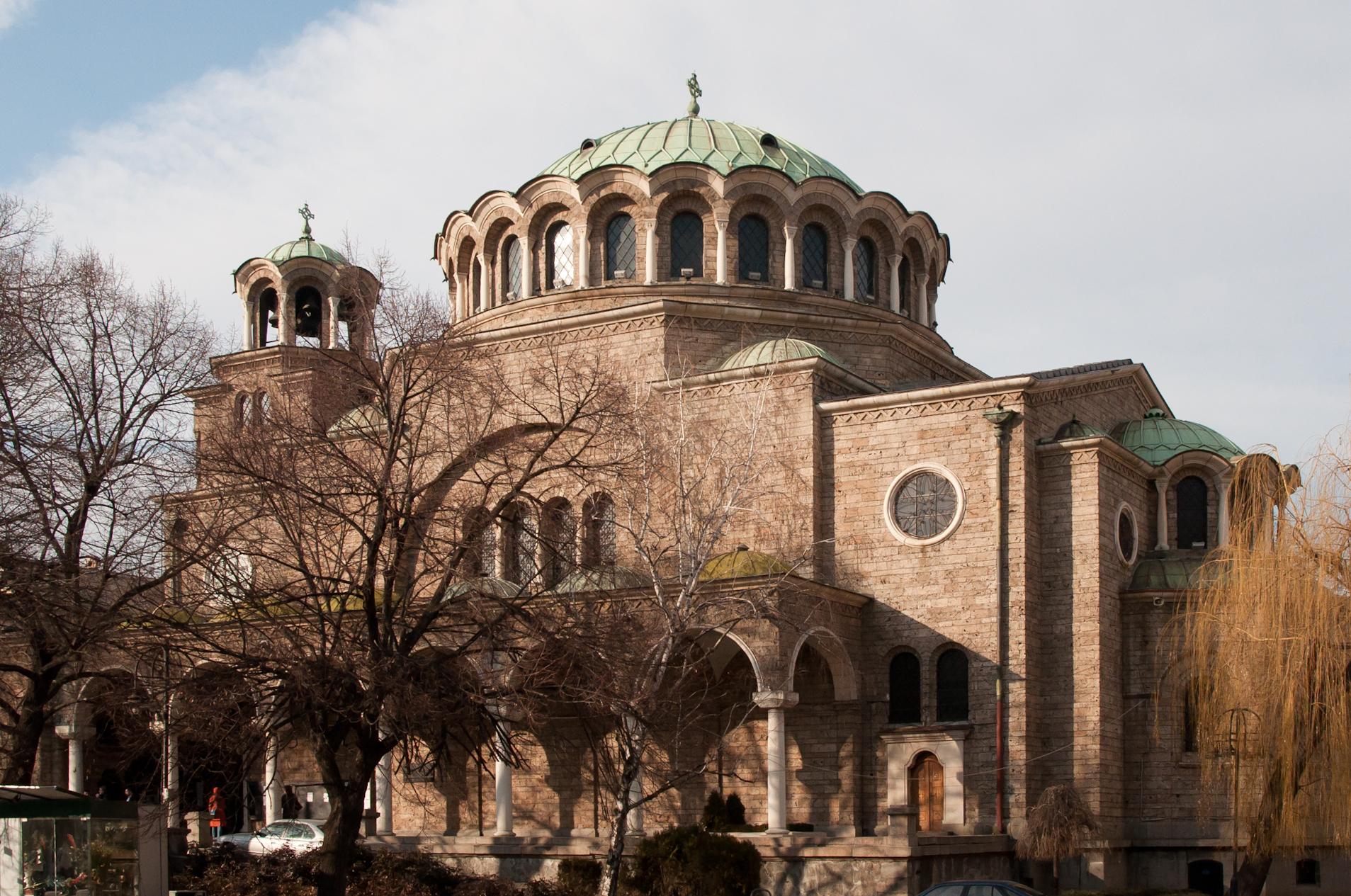 Catedral de Sveta-Nedelya - Wikipedia, la enciclopedia libre