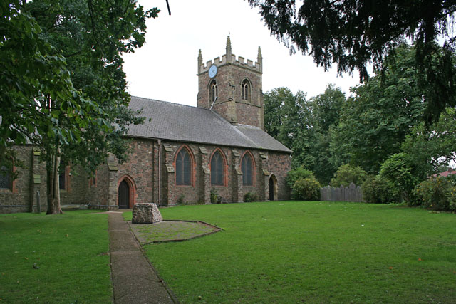 Fichier:St Andrew's Church, Countesthorpe - geograph.org.uk - 230099.jpg