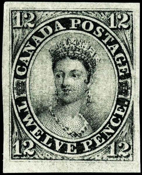 Canada 12d Black