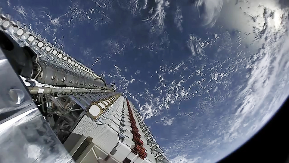 Starlink satellite