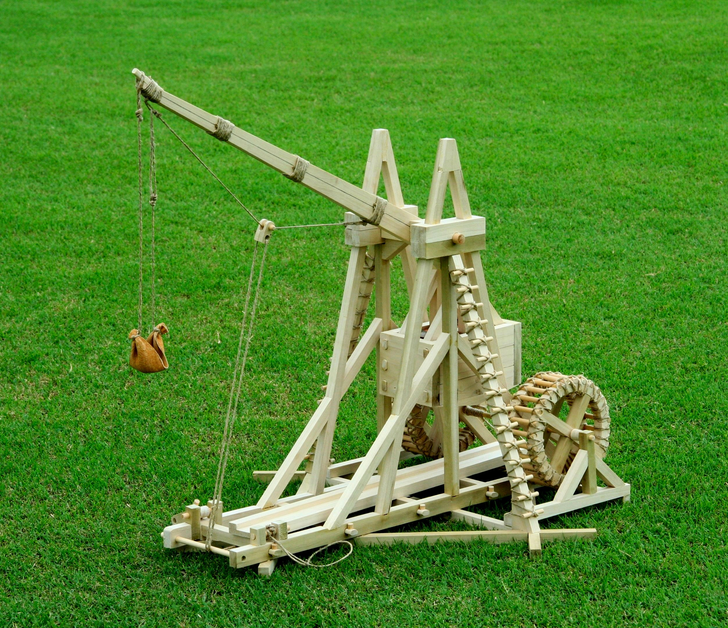 Small Pumpkin Trebuchet Plans