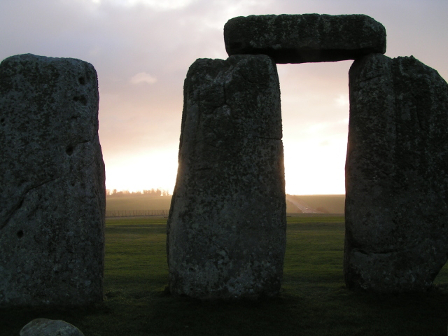 Stonehenge at sunrise, looking east - geograph.org.uk - 965430 Inspirational