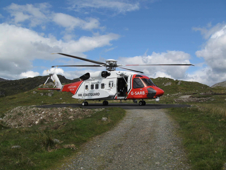 Elicottero S 92 : File stornoway coastguard s helicopter g wikimedia