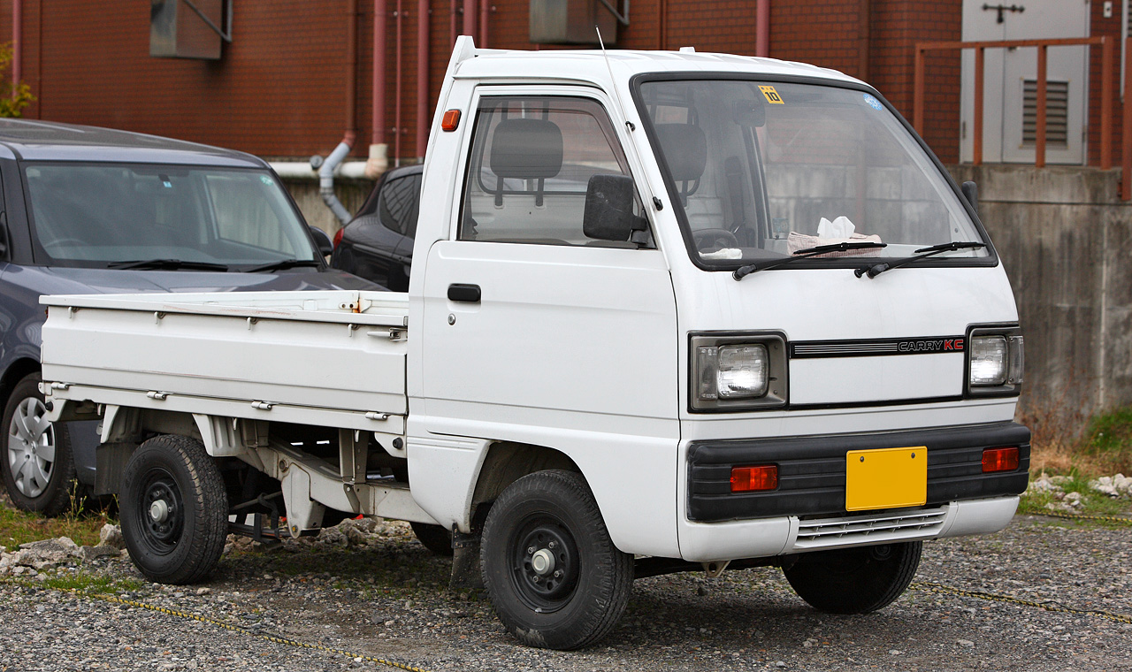 DREAM WALLPAPERS: Suzuki Carry