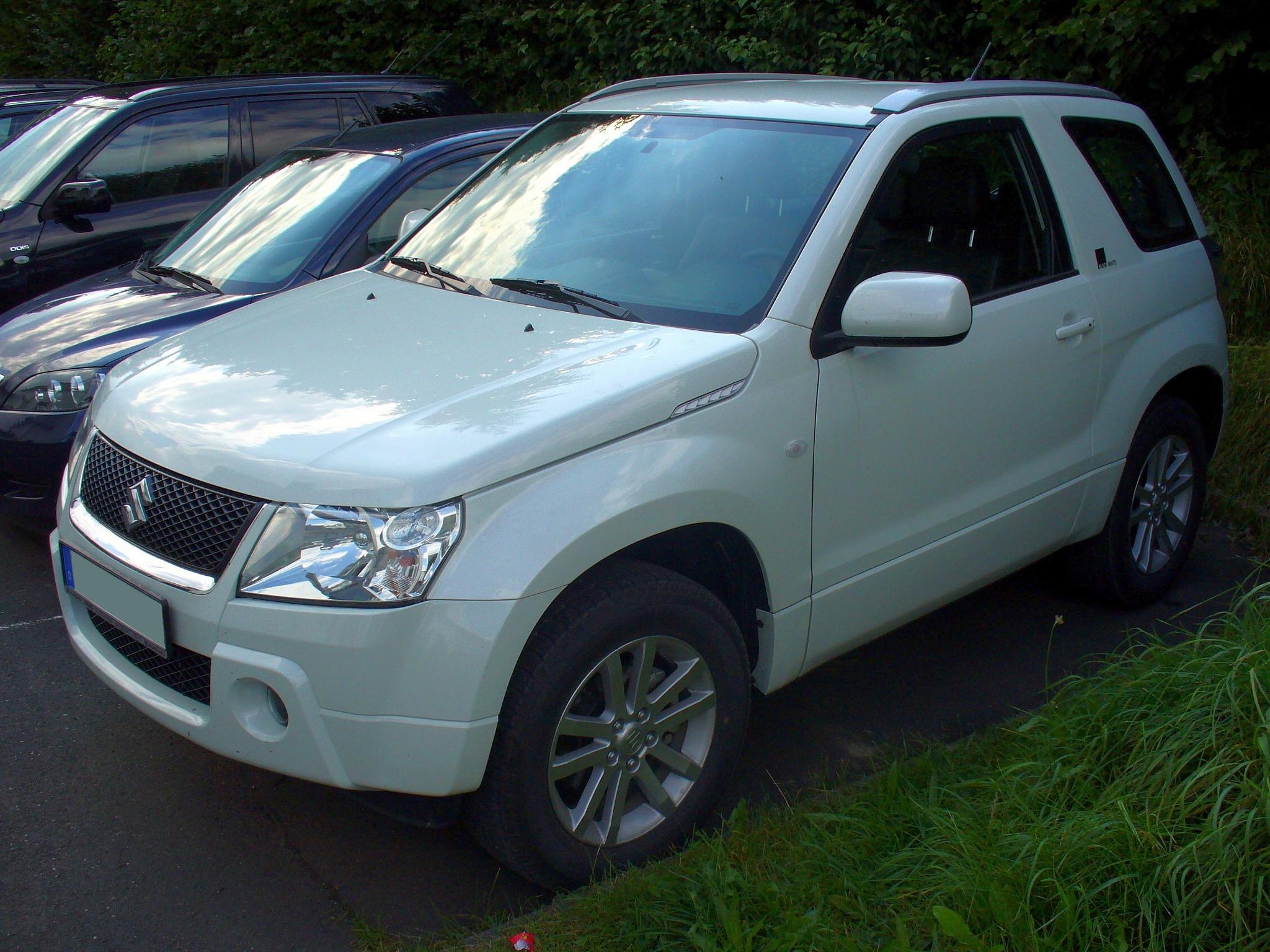 file suzuki grand vitara black white wikimedia mons
