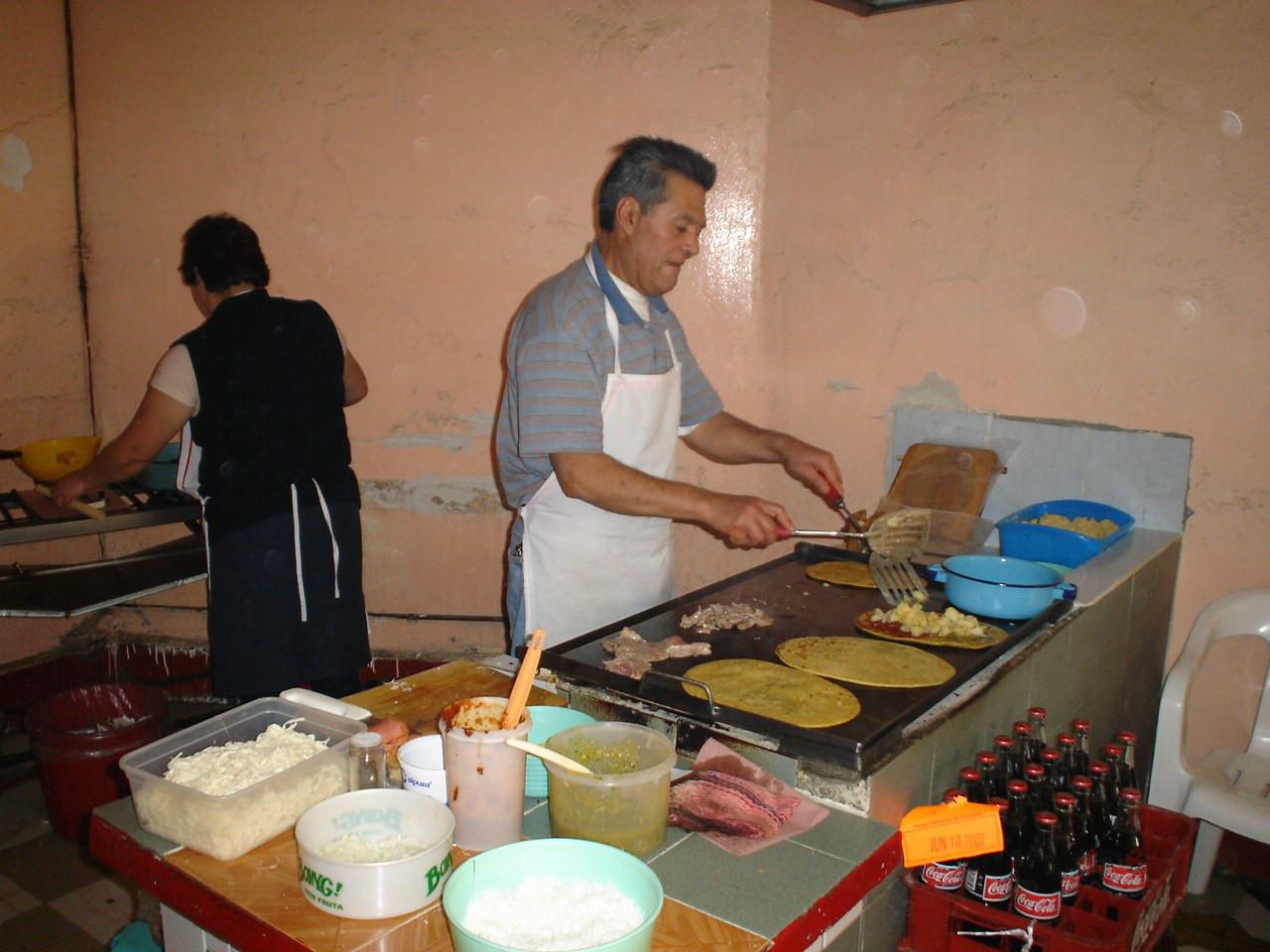Como Hacer Huaraches Comida Mexicana