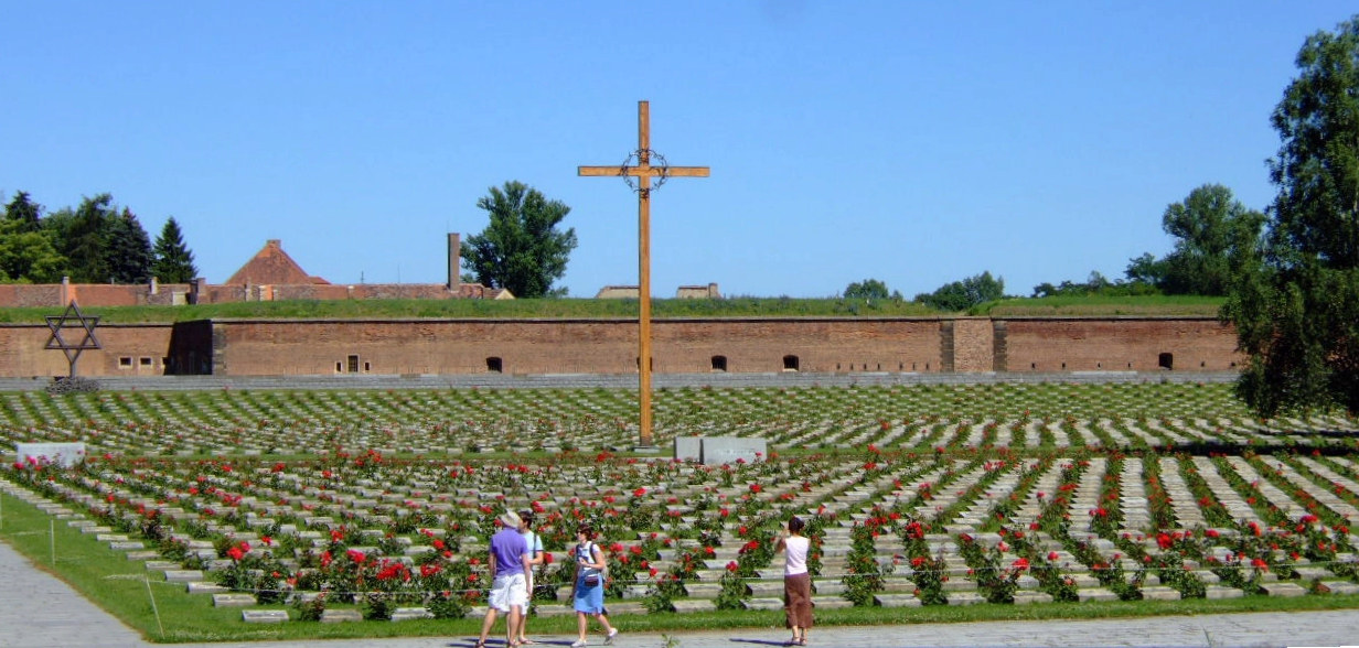 Terezin CZ National Cemetery Theres2.jpg