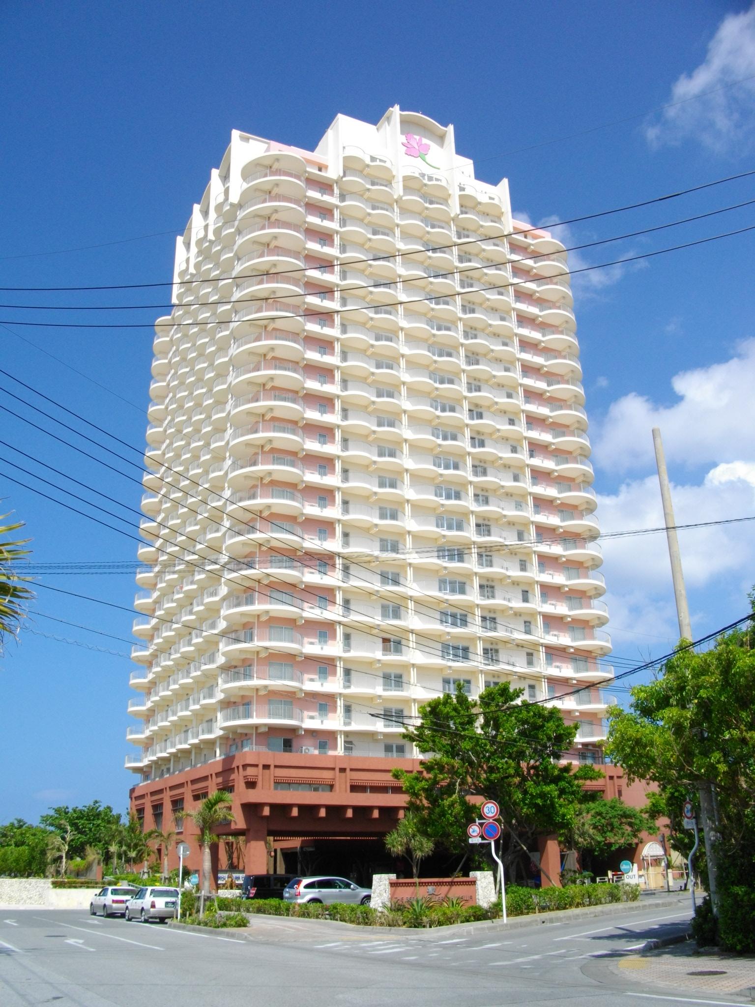Beach Tower Okinawa Hotel
