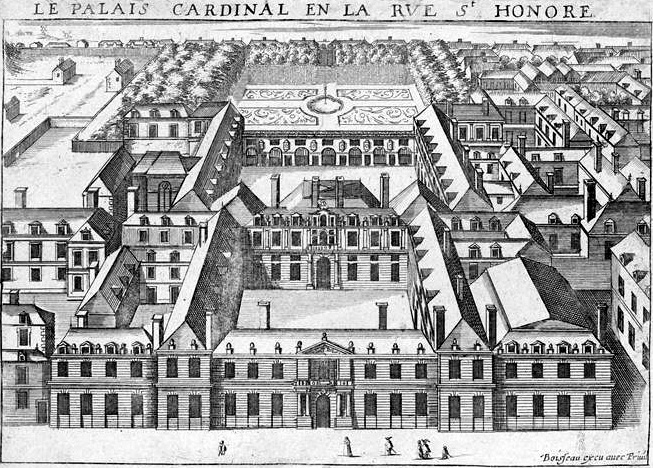 Image result for palais cardinal paris