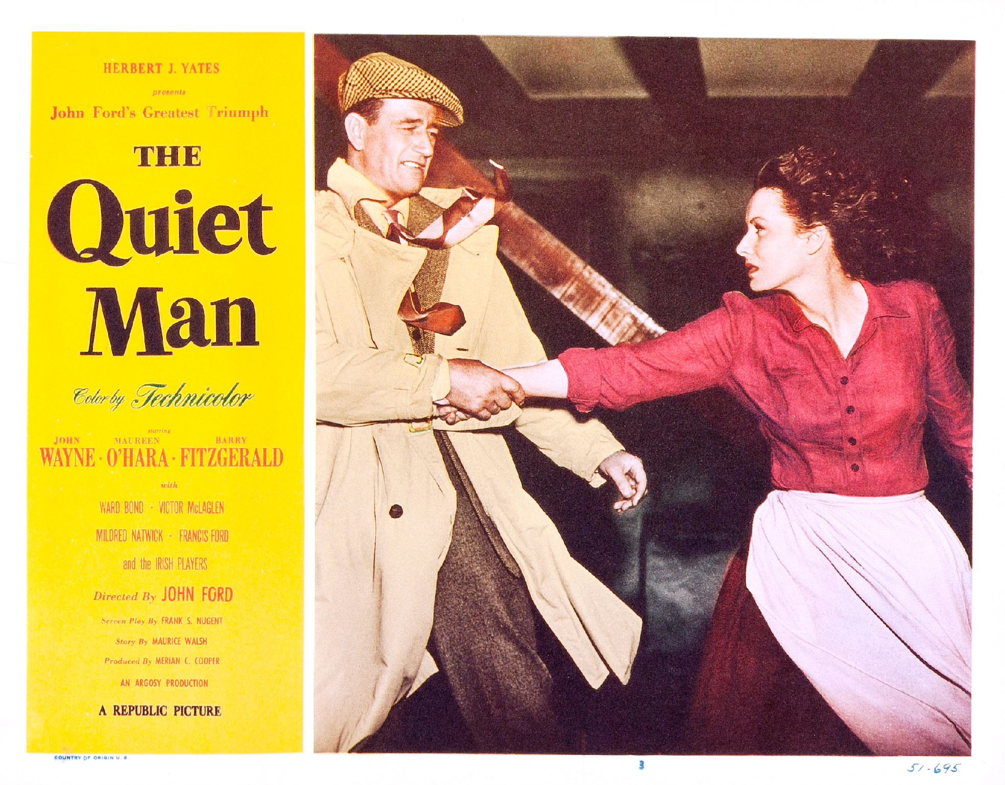 Image result for quiet man