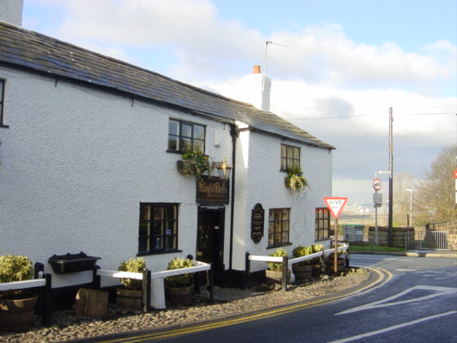 The Ring O'Bells PH, Overton - geograph.org.uk - 96054