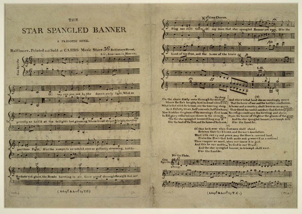 The Star-Spangled Banner - Wikipedia