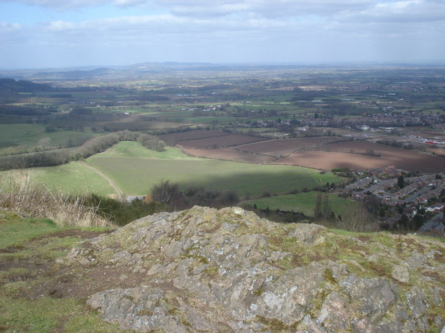 Top of End Hill - geograph.org.uk - 906888